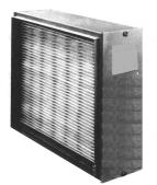 Black Air Filtering Unit